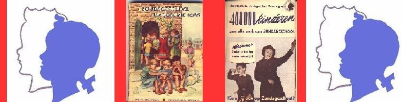 De zondagsschool (in de jaren 50)