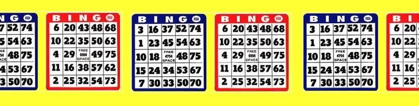 Bingo in het verpleeghuis