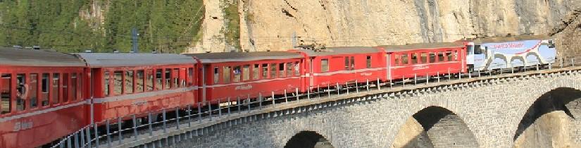 De trein van het leven