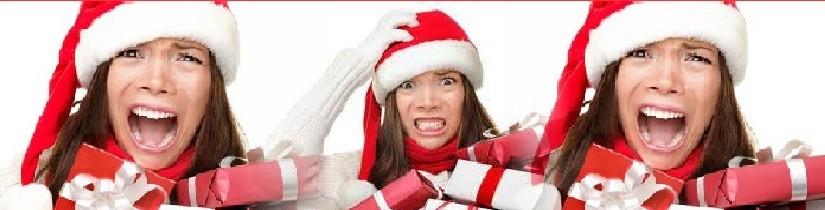 Kerstavondstress