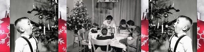 Kerstmis uit mijn jeugd